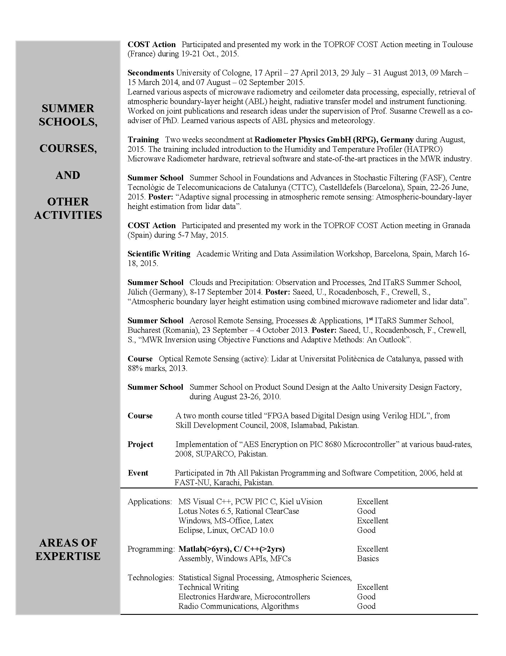 CV Saeed Page 2