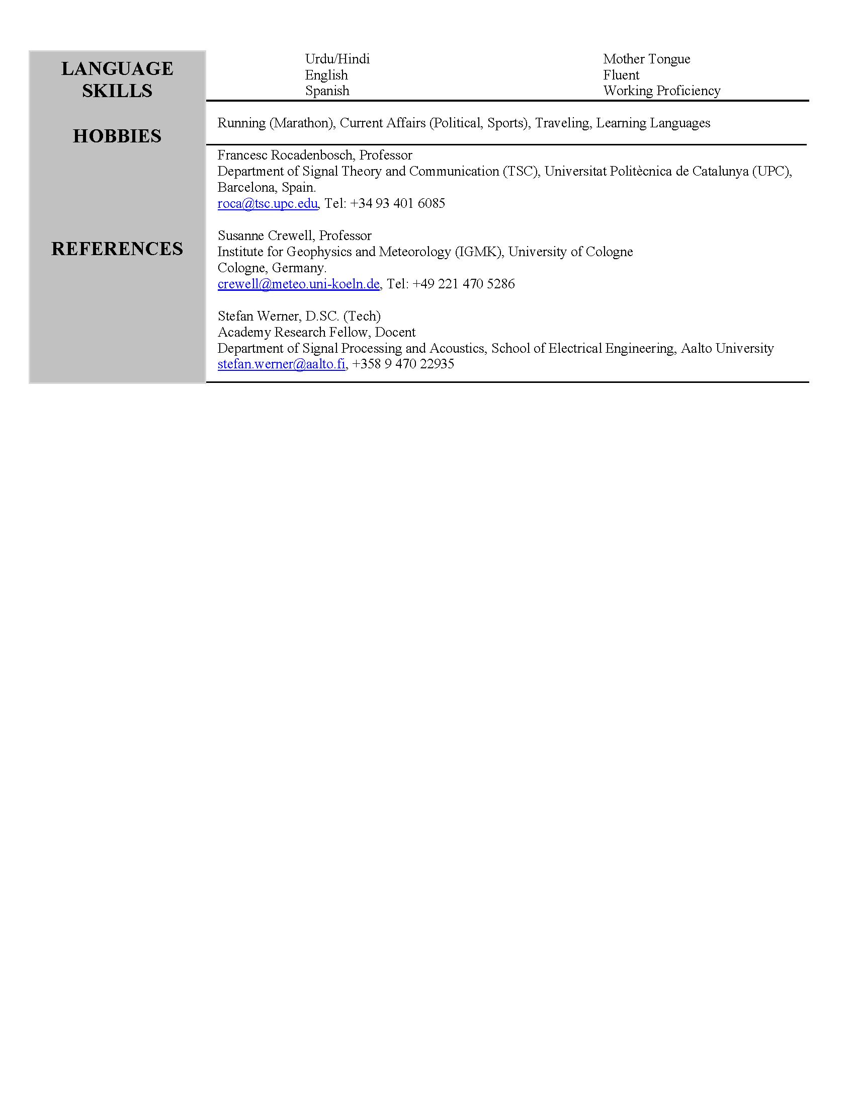 CV Saeed Page 3