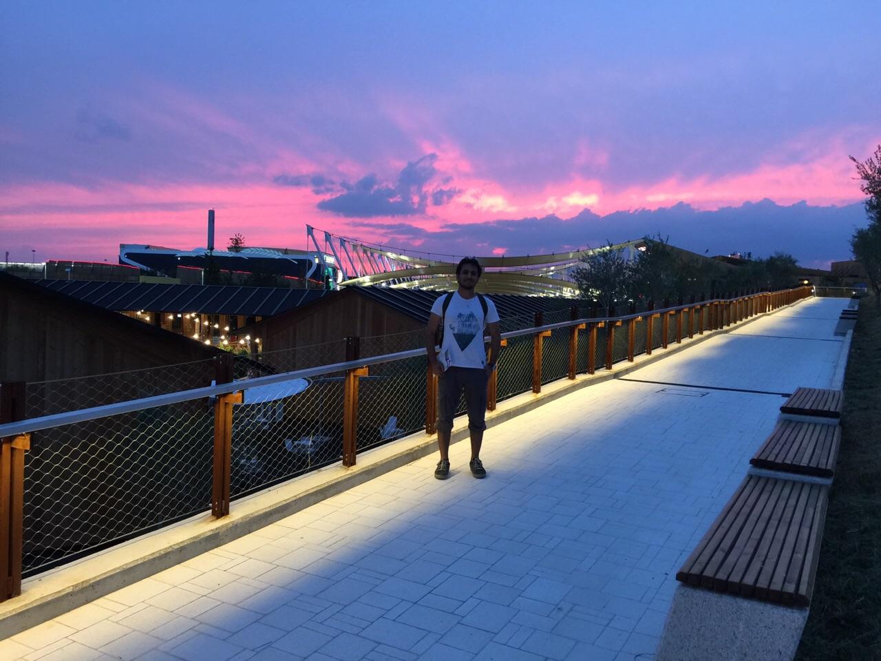 20150730-igarss sunset
