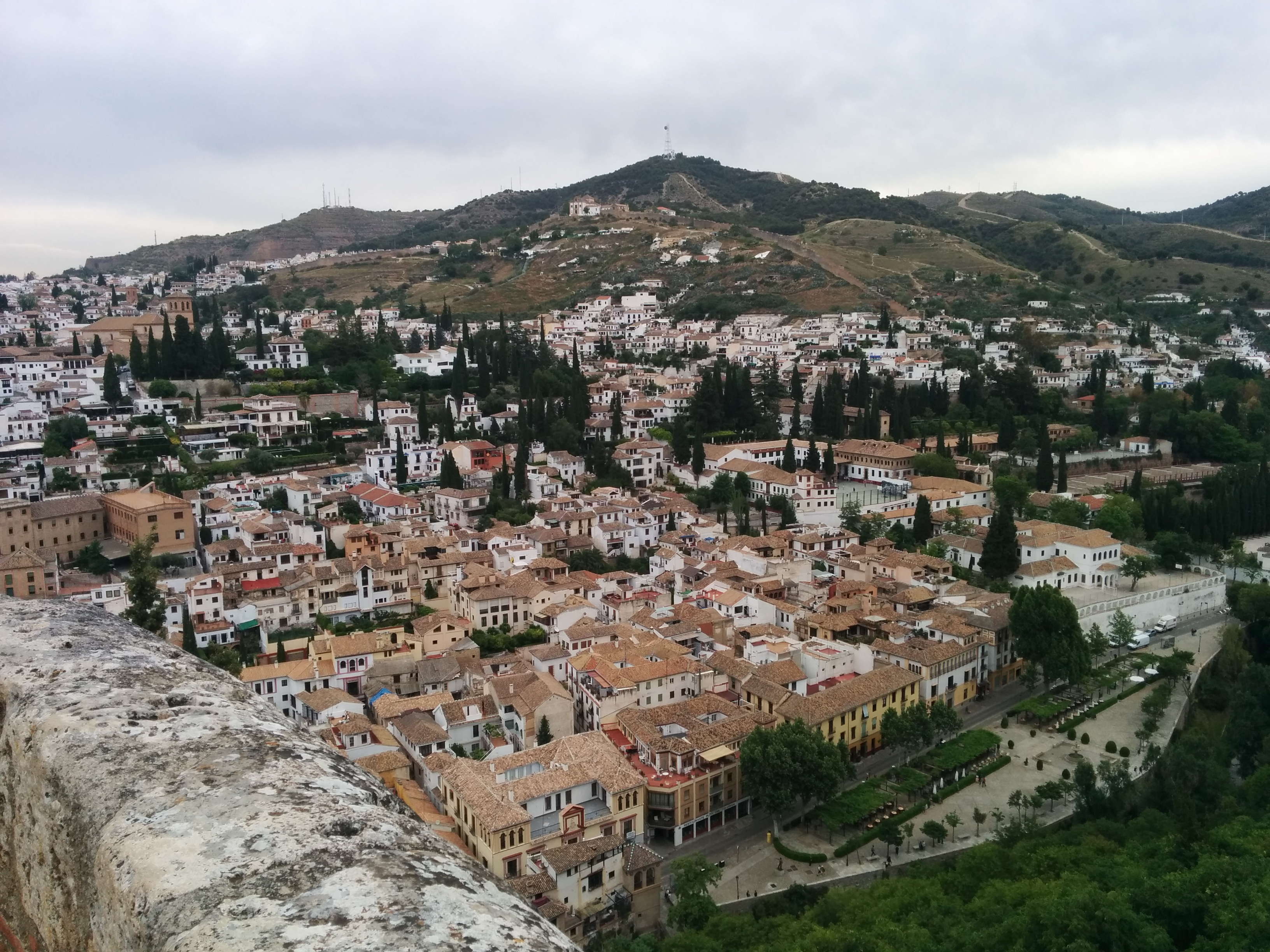 Granada birdview