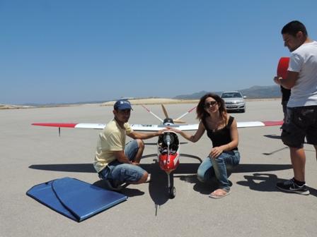 Sitia UAV small
