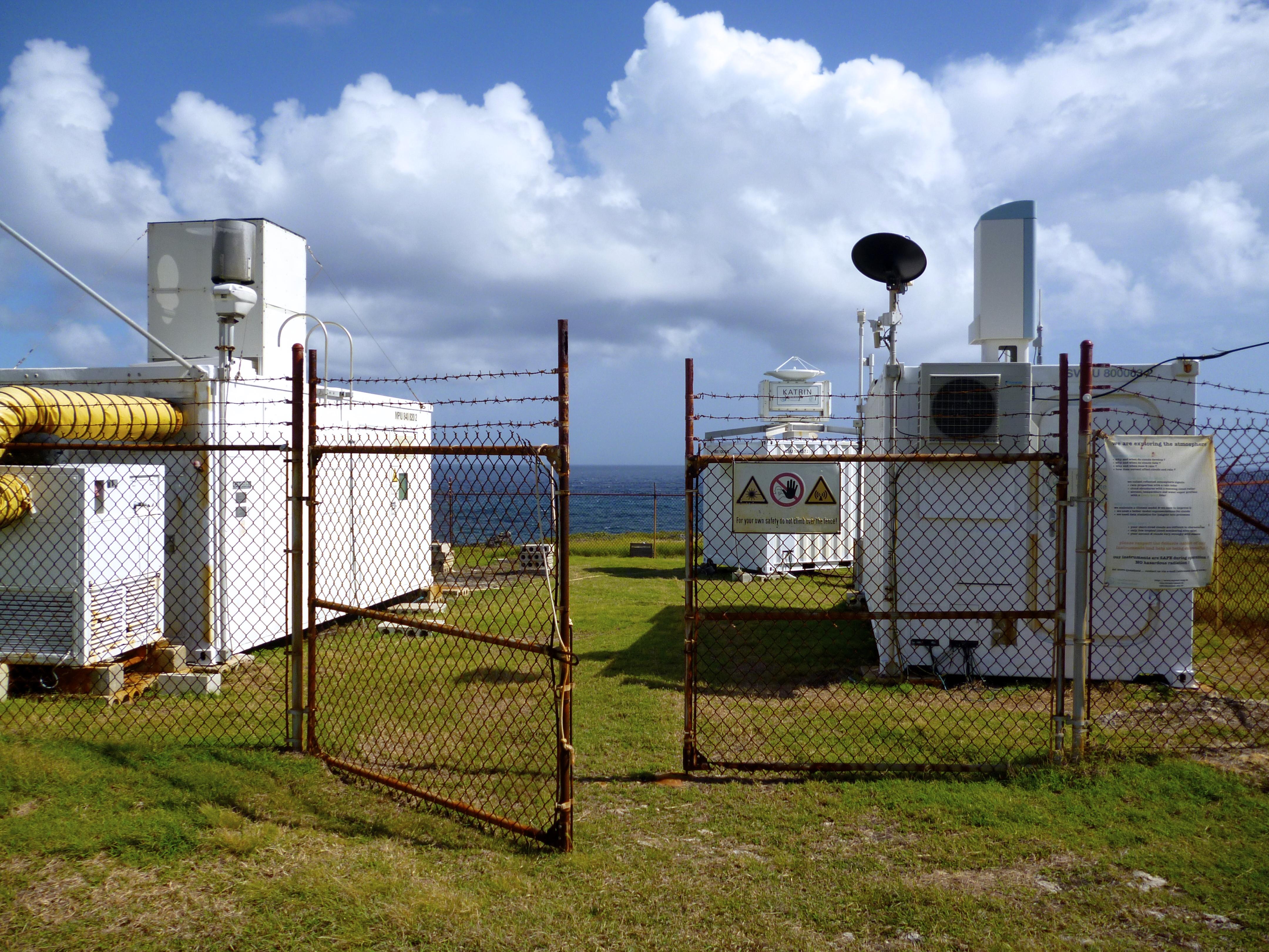barrera station Barbados